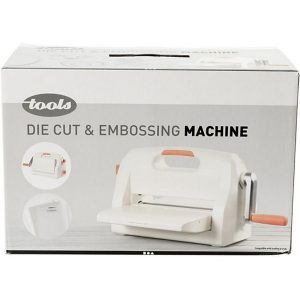 Stans- en embossingmachine A5-15165