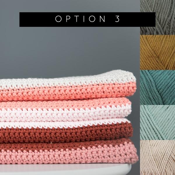 Block Blanket color 003-0
