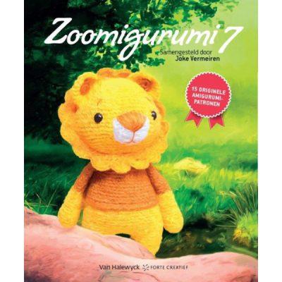 Boek Zoomigurumi 7
