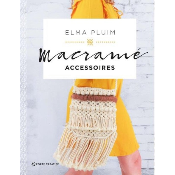 Boek Macrame accessoires
