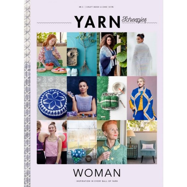 YARN Bookazine Woman