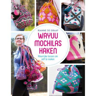 Boek Wayuu Mochillas Haken