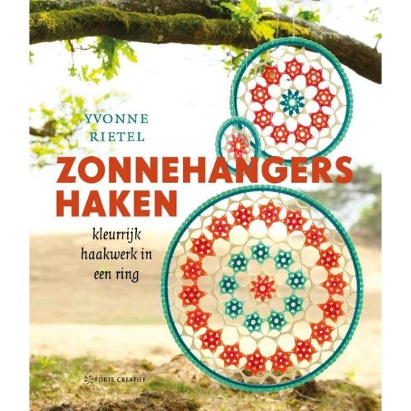 Boek Zonnehangers Haken