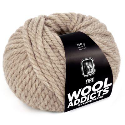 Wool Addicts FIRE 026 beige