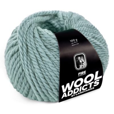 Wool Addicts FIRE 074 aqua