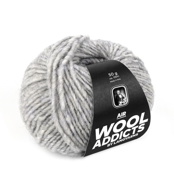 Wool Addicts AIR 003 light grey