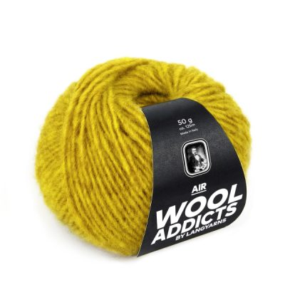 Wool Addicts AIR 011 gold