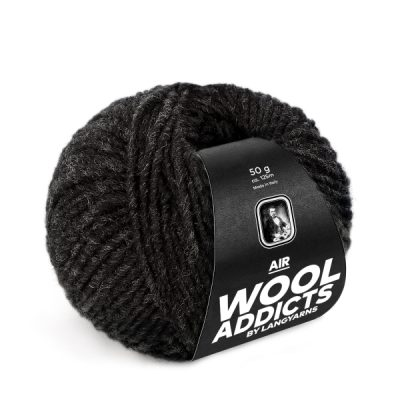 Wool Addicts AIR 070 dark grey