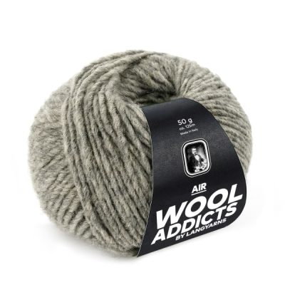 Wool Addicts AIR 096 light brown
