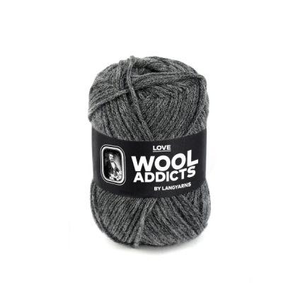 Wool Addicts LOVE 005 medium grey