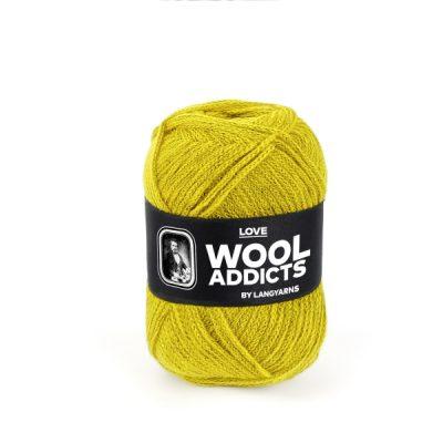 Wool Addicts LOVE 011 gold