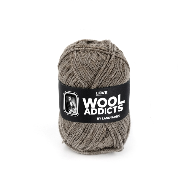 Wool Addicts LOVE 026 beige