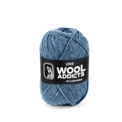 Wool Addicts LOVE 074 aqua