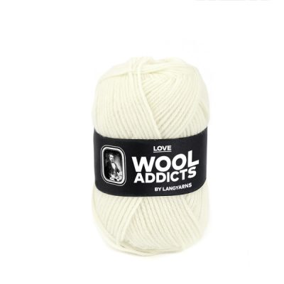 Wool Addicts LOVE 094 natural