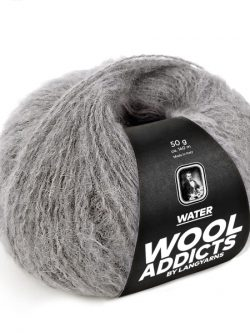 Wool Addicts WATER 003 light grey