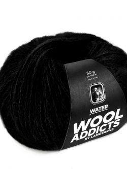 Wool Addicts WATER 004 black