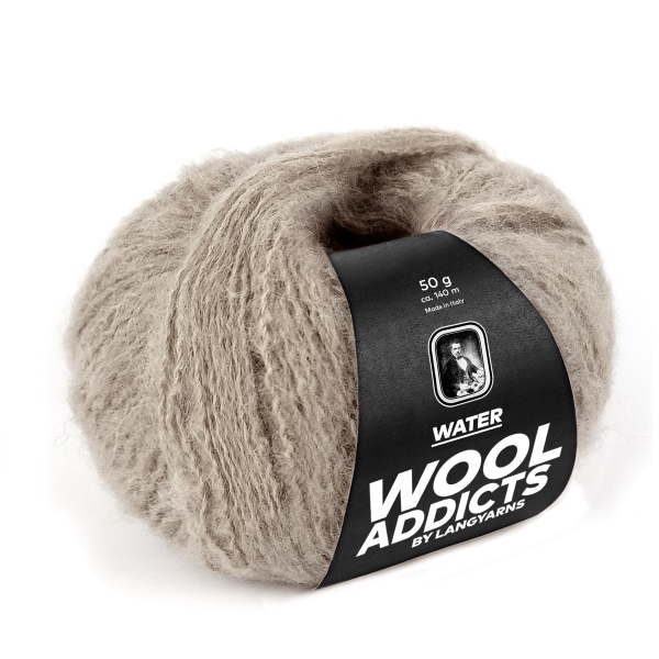 Wool Addicts WATER 026 beige
