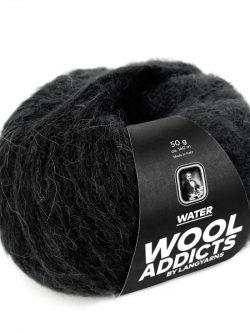Wool Addicts WATER 070 dark grey