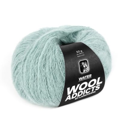Wool Addicts WATER 074 aqua