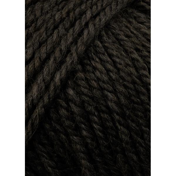 Wool Addicts EARTH 067 dark brown