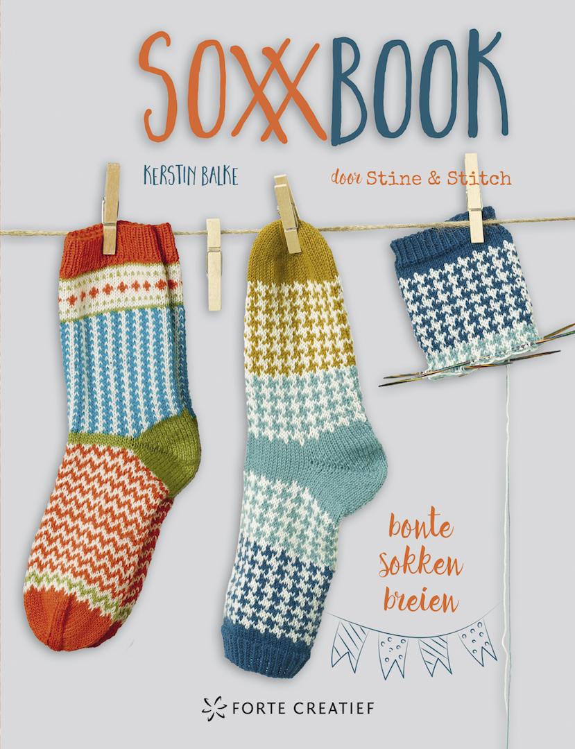 Boek Soxxbook (NL)-0