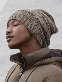 Breipakket Wool Addicts - Pebbles hat