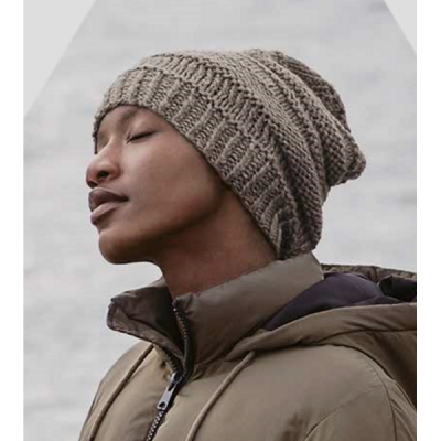 Breipakket Wool Addicts - Pebbles hat