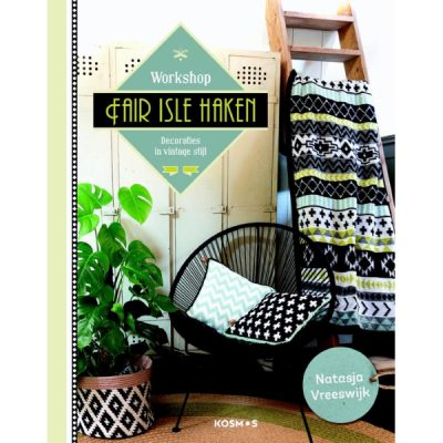 Boek Workshop Fair Isle Haken