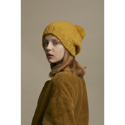Breipakket Wool Addicts - Savage saffron