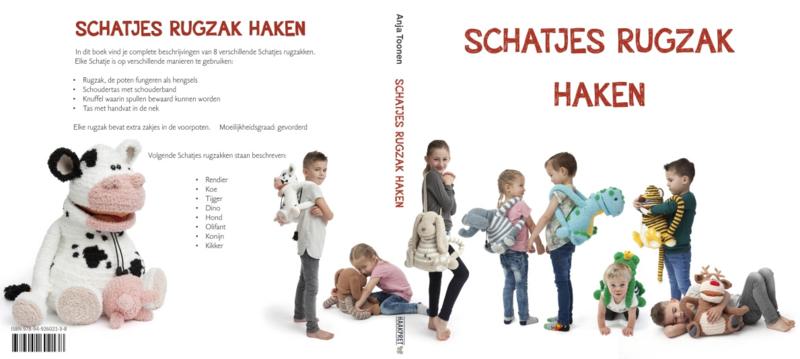Boek Schatjes Rugzak haken-0