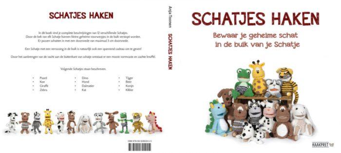 Boek Schatjes haken-0