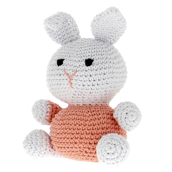 Haakpakket Bunny Nila - apricot