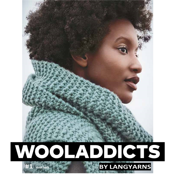 Breipakket Wool Addicts - Smokey quartz