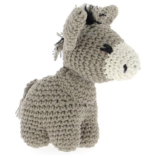 Haakpakket Donkey Joe - taupe