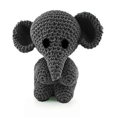 Haakpakket Elephant Mo - lava