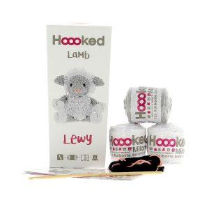 Haakpakket Lamb Lewy - lotus