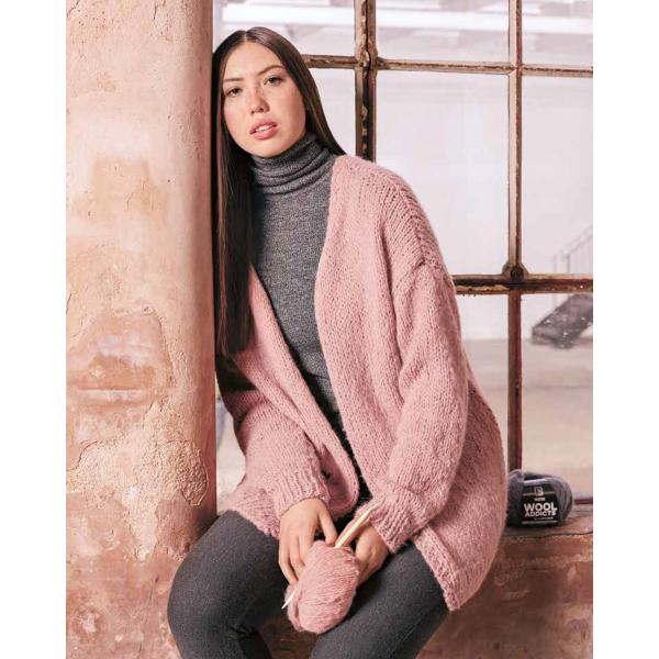 Breipakket Wool Addicts - Mallow mood