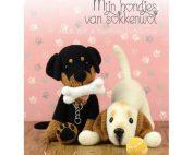 Boek Mijn hondjes van sokkenwol