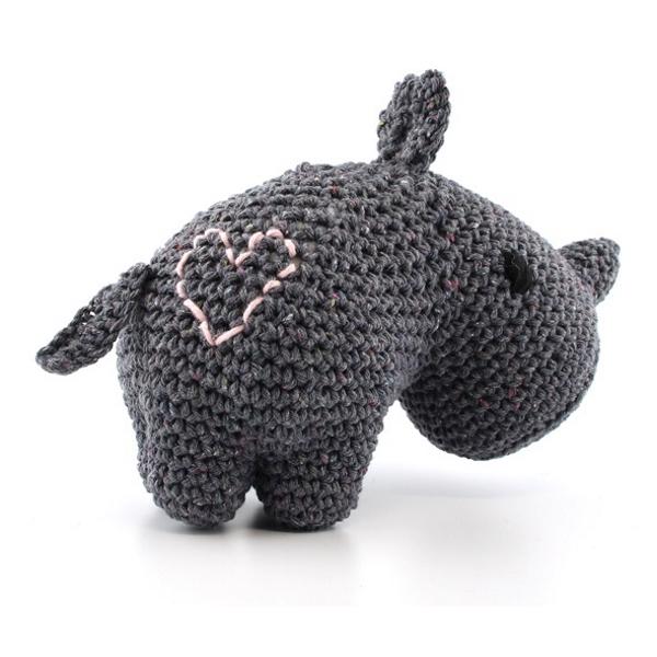 Haakpakket Rhino Dex - lava