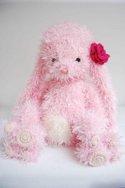 Garenpakket Pinky konijn-0