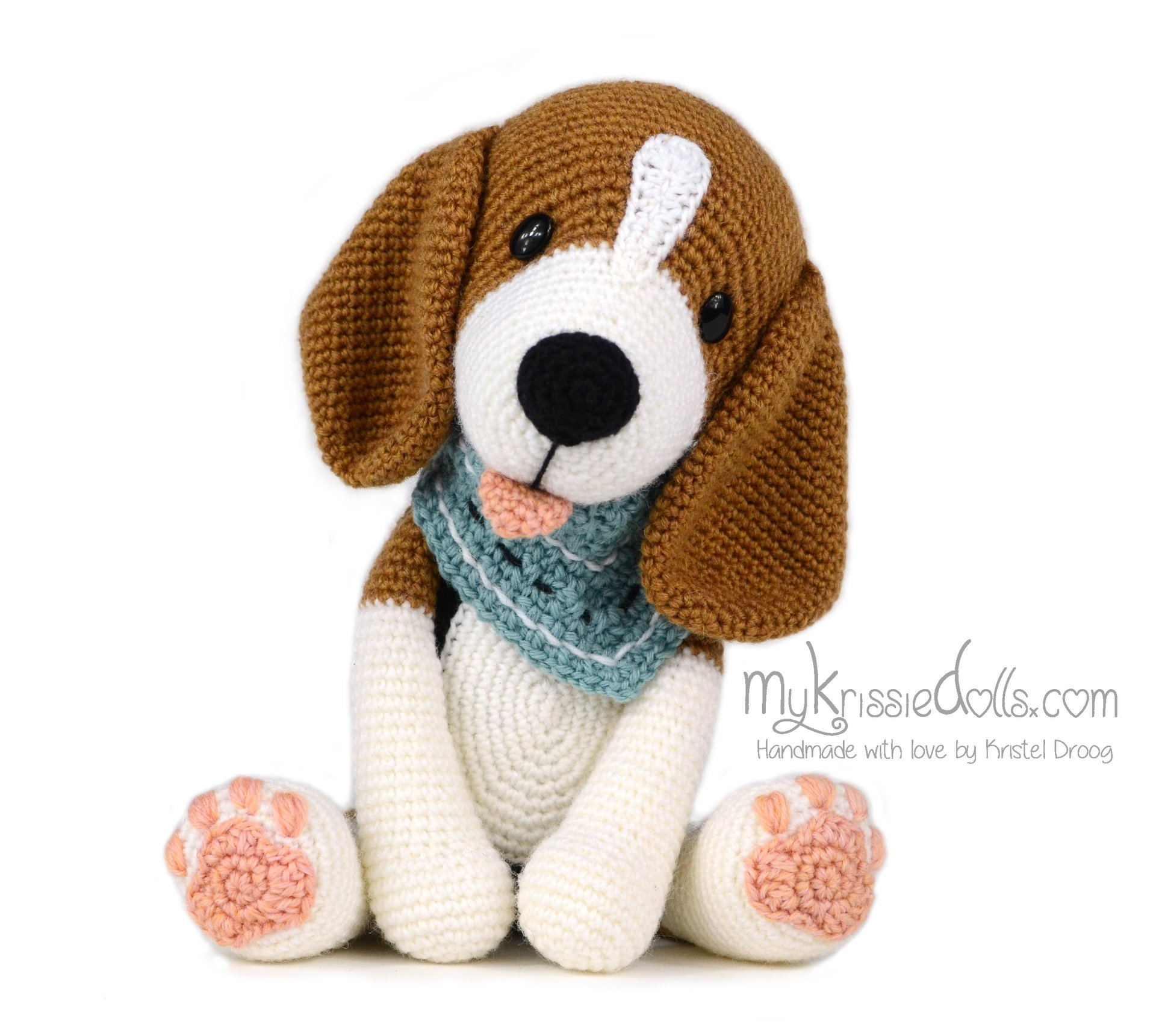 doggybag beagle Bram