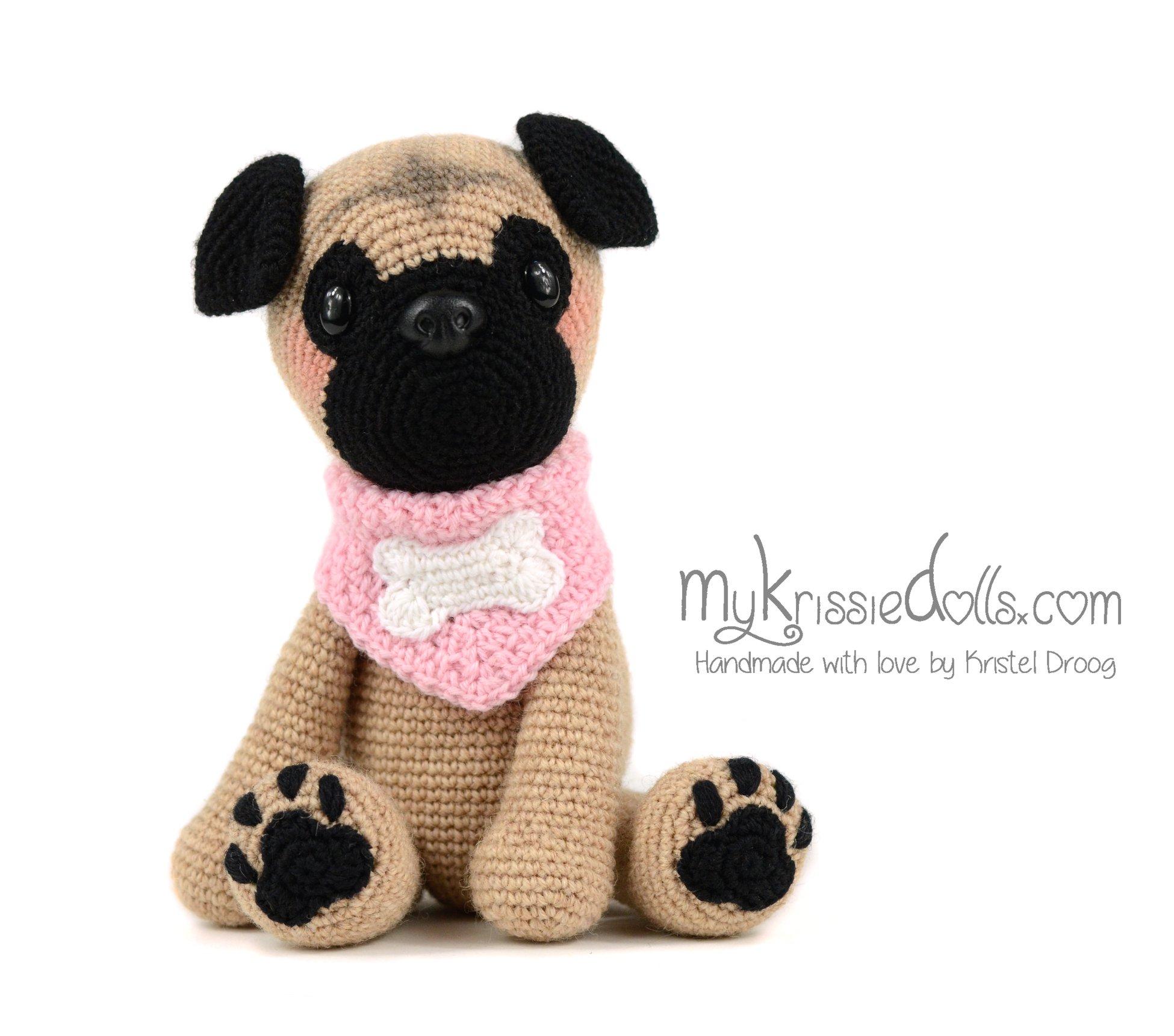 doggybag mopshond Pip