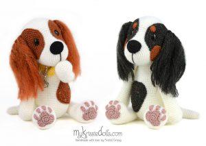 Doggybag spaniel Lady