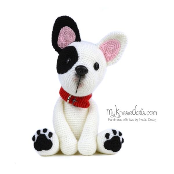 Garenpakket Franse Bulldog Luna