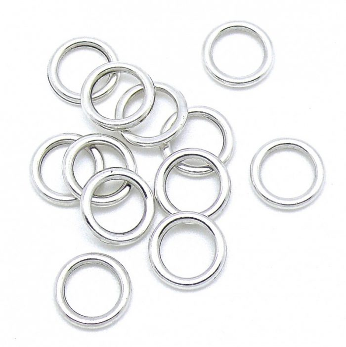 metalen ring 12mm