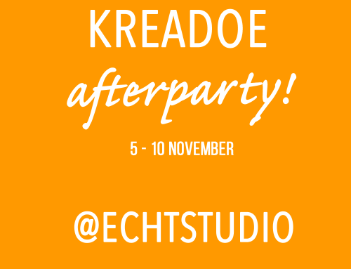 Kreadoe afterparty!