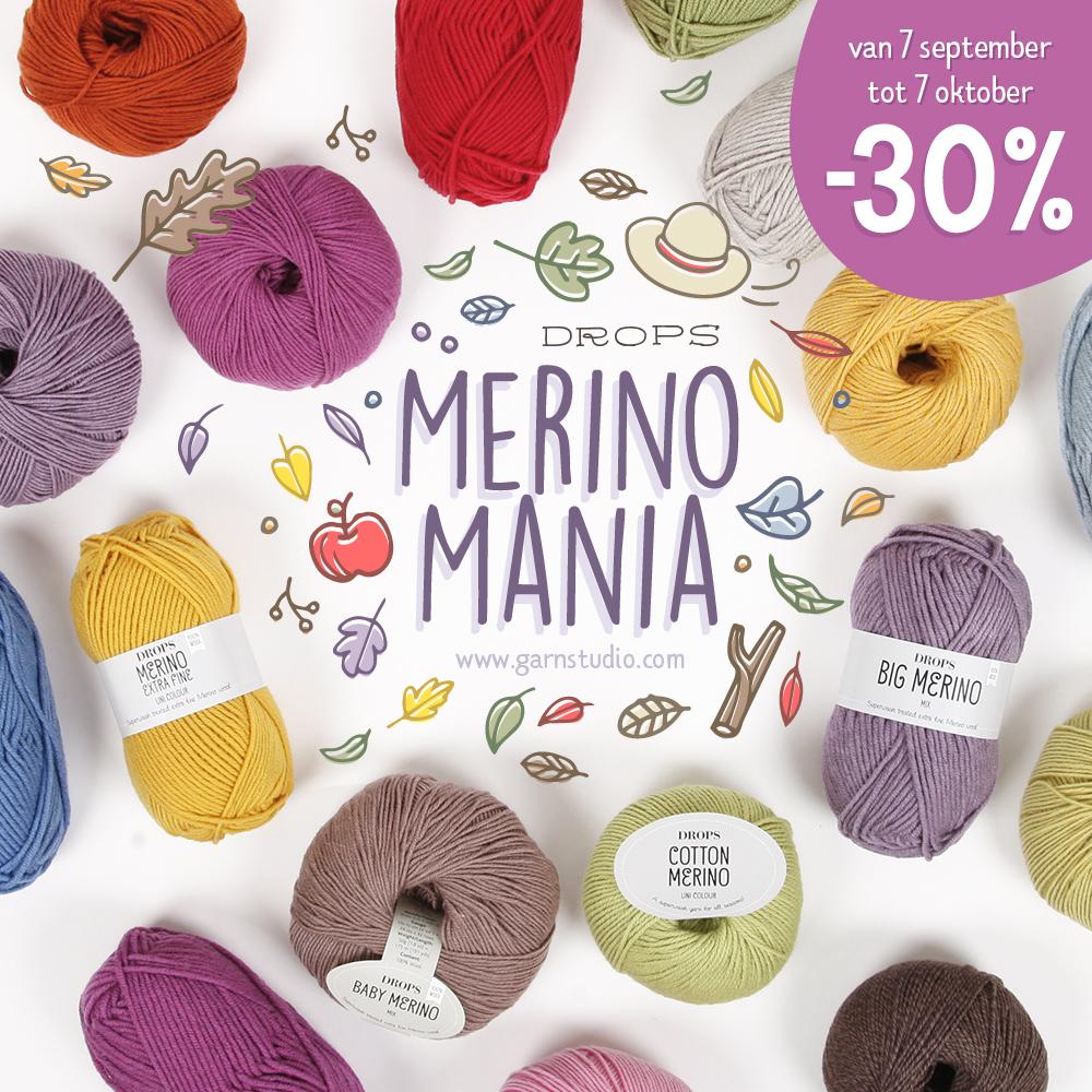 Drops Merino Mania Echtstudio