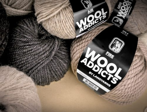 wool addicts van Lang Yarns