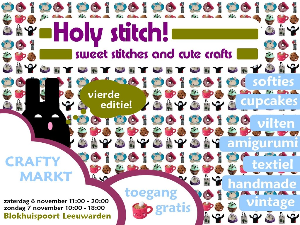 Holy Stitch Echtstudio