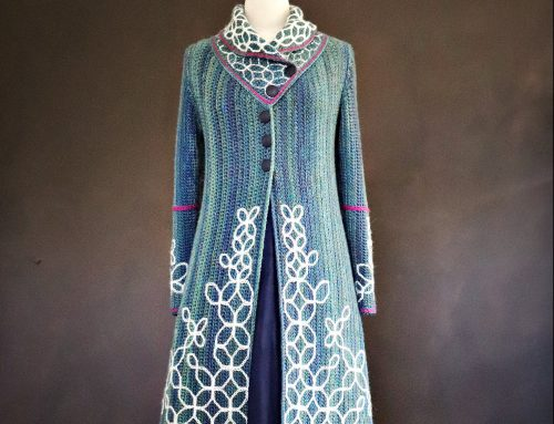 Scheepjes Sashiko Happy Coat MAL